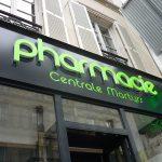 YES-COMMUNICATION-PHARMACIE-CENTRALE-MARTYRS-ENSEIGNE-BLOC-LED-PARIS-09